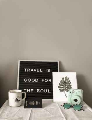 Travel is good for the soul. But everything that is good is tested.